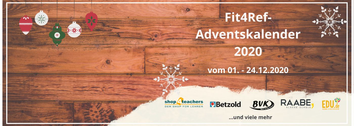 Adventskalender Gewinnspiele – SAVE THE DATE!